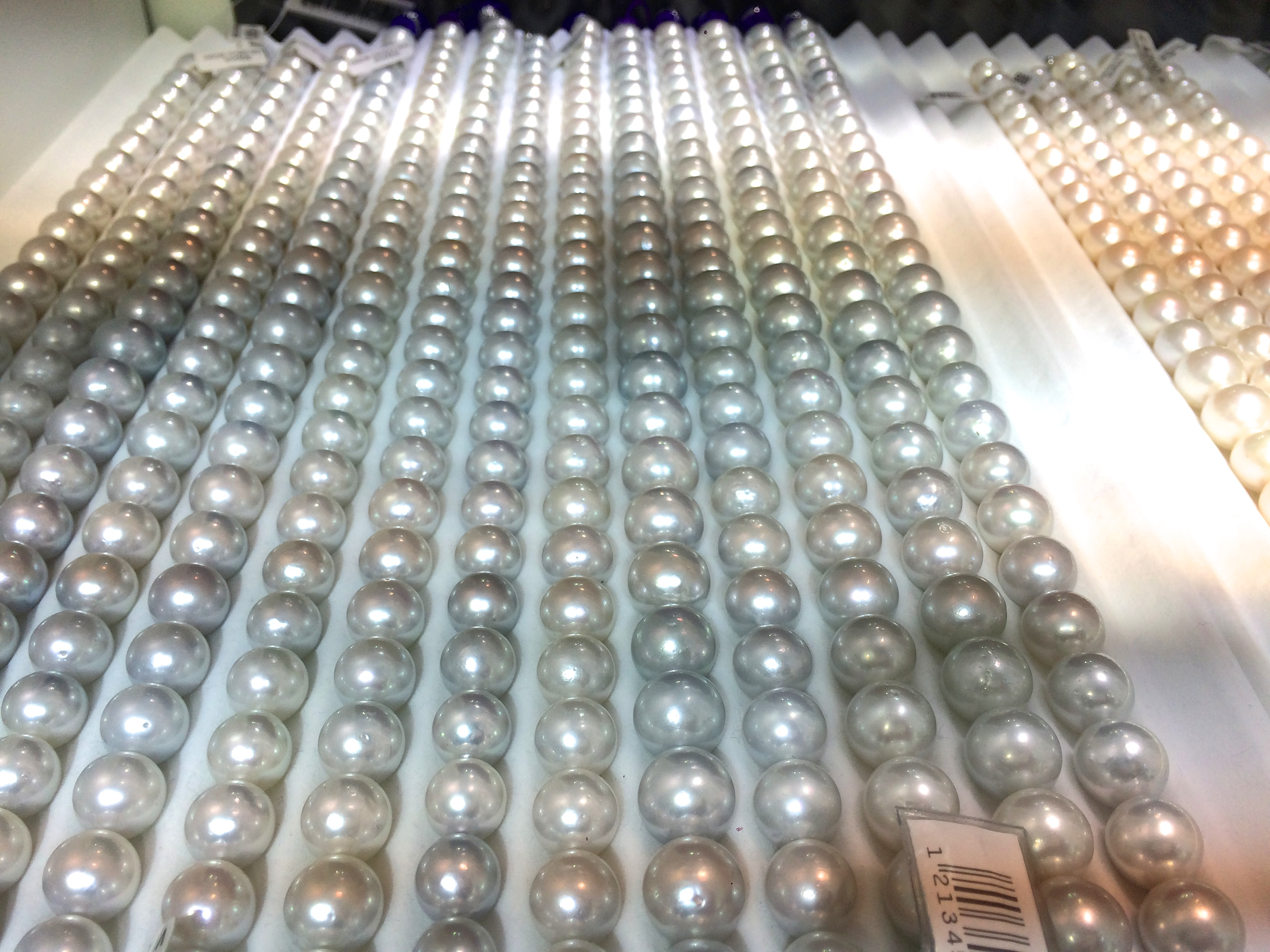 perles du Japon AKOYA