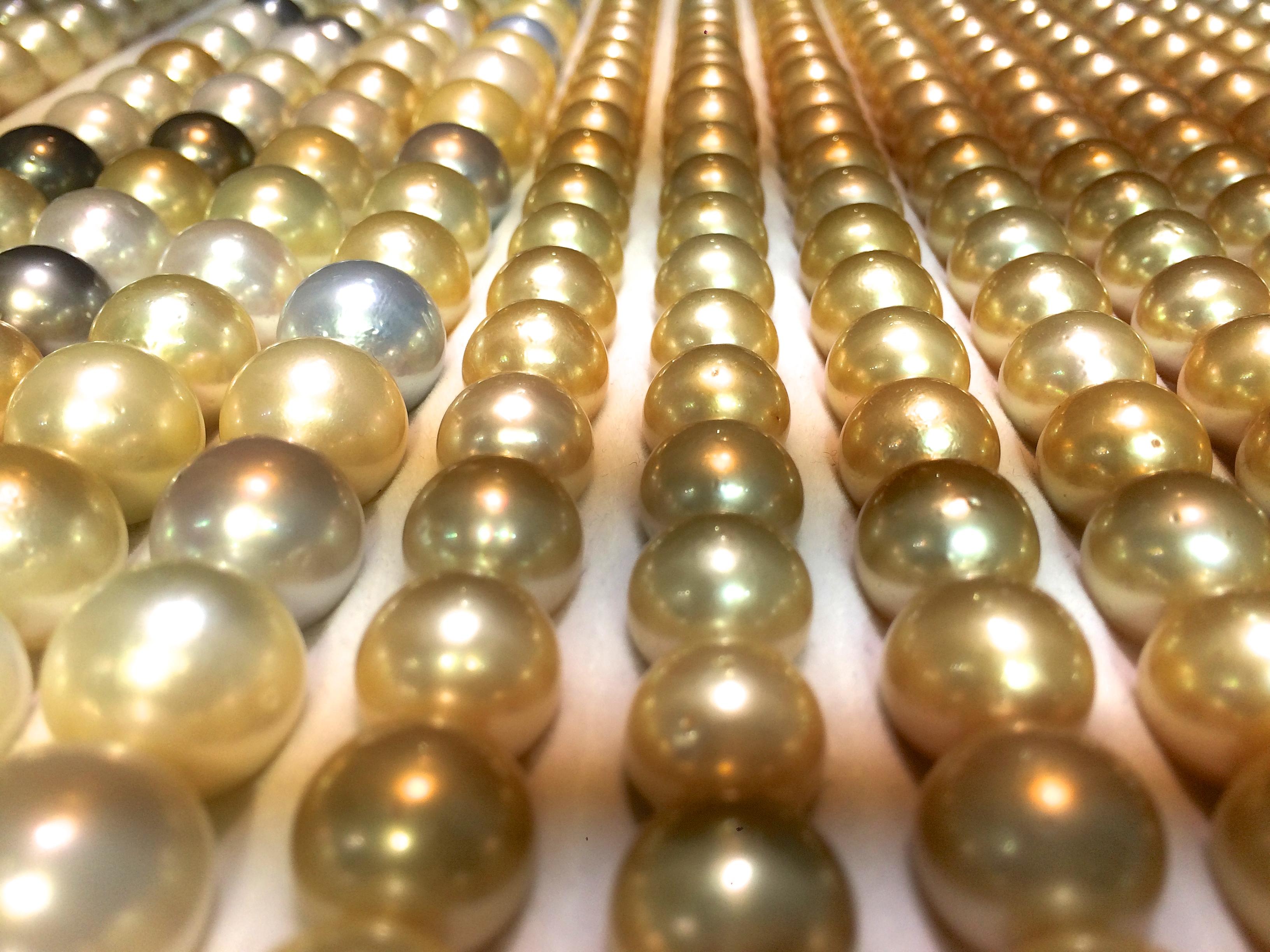 perles Gold